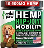 WILDPAW Organic Hemp Treats with...