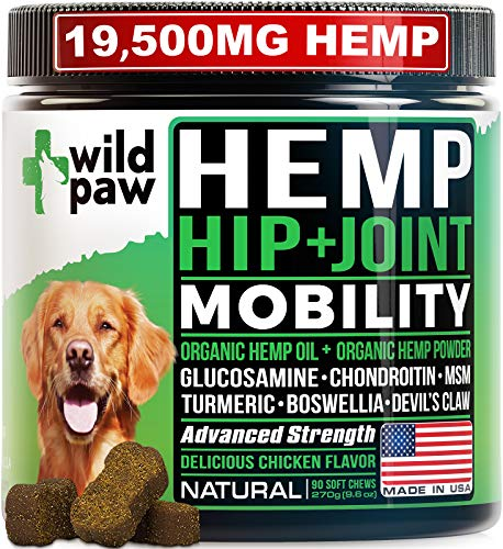 Top 10 best selling list for organic joint supplements for dogs