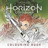Horizon Zero Dawn Official Coloring Book