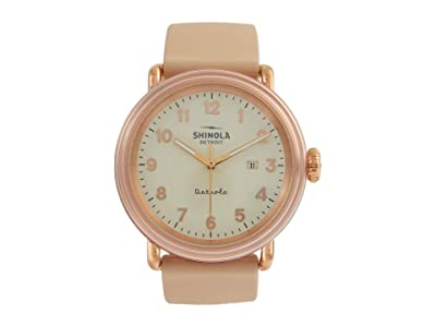 Shinola Detroit Detrola The Pinky 20161964 (Cream) Watches
