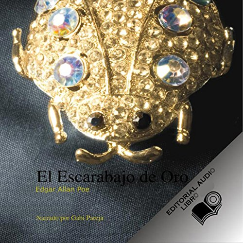 El Escarabajo de Oro (Texto Completo) [The Gold Bug ] audiobook cover art