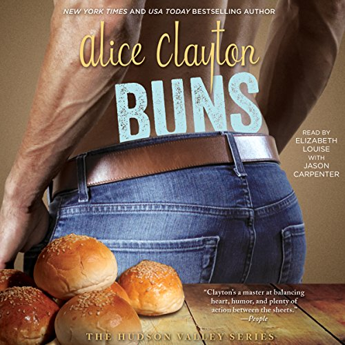 Buns audiobook cover art