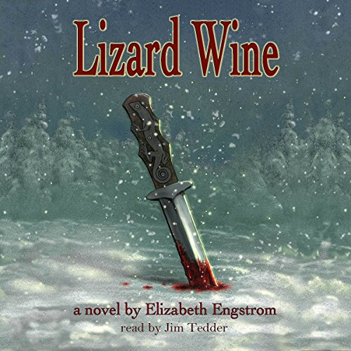 Lizard Wine audiobook cover art