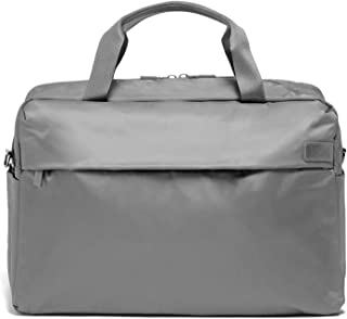 Lipault - City Plume Duffel Bag - Top Handle Shoulder Overnight Travel Weekender Luggage for Women - Pearl Grey
