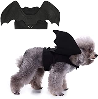 Rypet Pet Halloween Costume - Halloween Bat Wings Pet Costumes for Small Dogs Cats Halloween Party