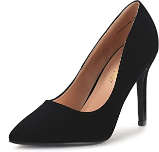 DREAM PAIRS Women's Christian Heels Pump Shoes