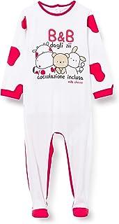chicco Baby Tutina Con Apertura Patello Footies