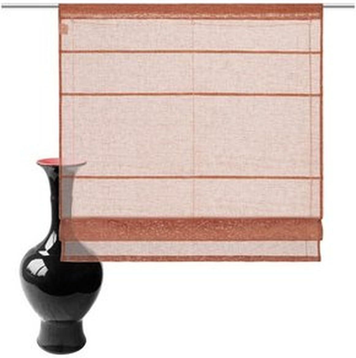 Raffrollo my home -191803-  mit Universalband und Klettb Farbe weiss 1 Stück
