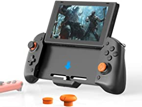 Switch Controller, Extended Grip Controller with Left and Right Joy Cons for Nintendo Switch, Wired Switch Pro Controller,...