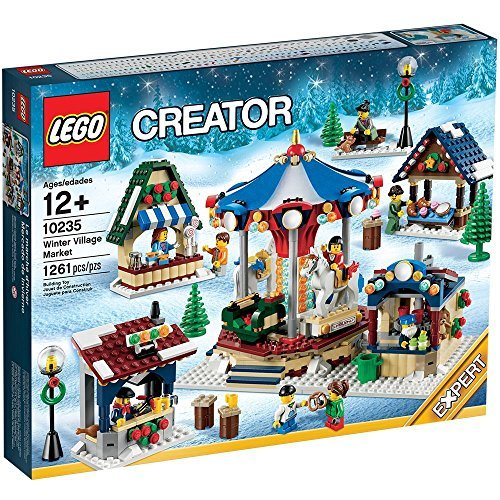Lego Creator Winter Village Market (10235 ) by
