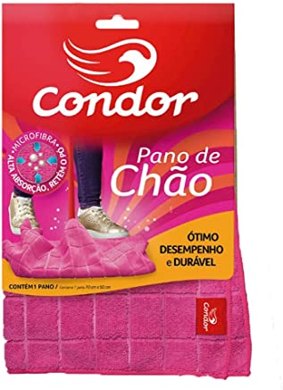 Pano para Chão de Microfibra, Condor
