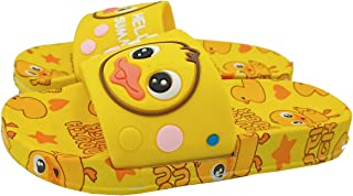 Mag Creations Duck Kids Flip Flop Slipper for Girls and Boys (1.5 to 7 Years)