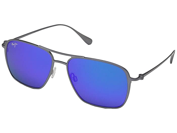 Beaches (Dove Grey/Blue Hawaii) Fashion Sunglasses