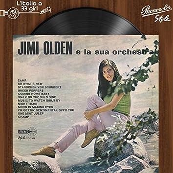 L'italia a 33 Giri: Jimi Olden E La Sua Orchestra