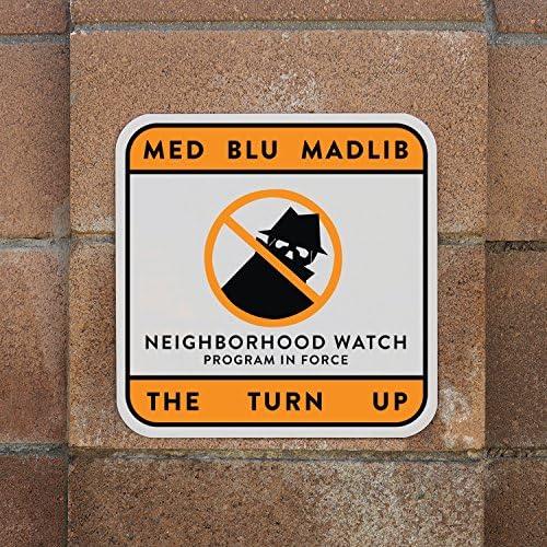 MED, Blu & Madlib
