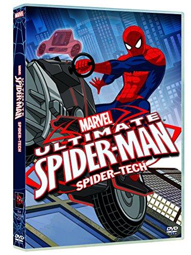 Ultimate Spider-man - Spider-techStagione01Volume01 [DVD] [2013]