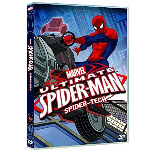Ultimate Spider-man - Spider-techStagione01Volume01