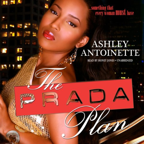 The Prada Plan audiobook cover art