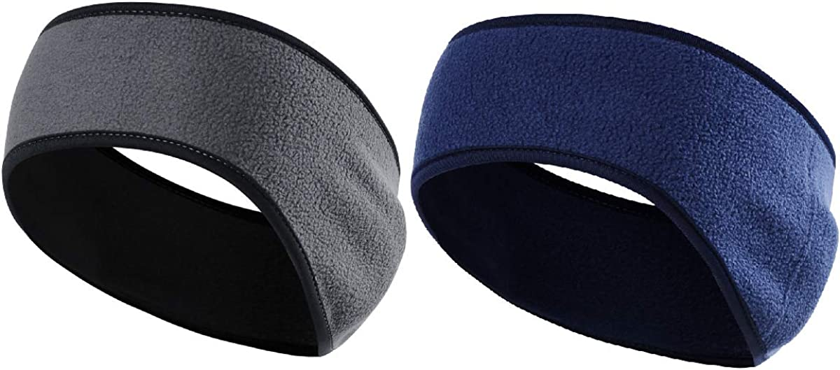 TRIWONDER Winter Ear Warmer Muffs Headband Cold Weather Running Ear Band Covers for Men Women Skiing Cycling Riding