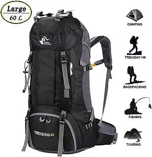 Best 60 litre hiking bag Reviews