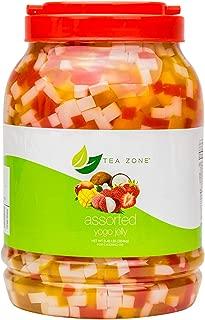 Tea Zone 8.5 lbs Assorted Yogo Jelly