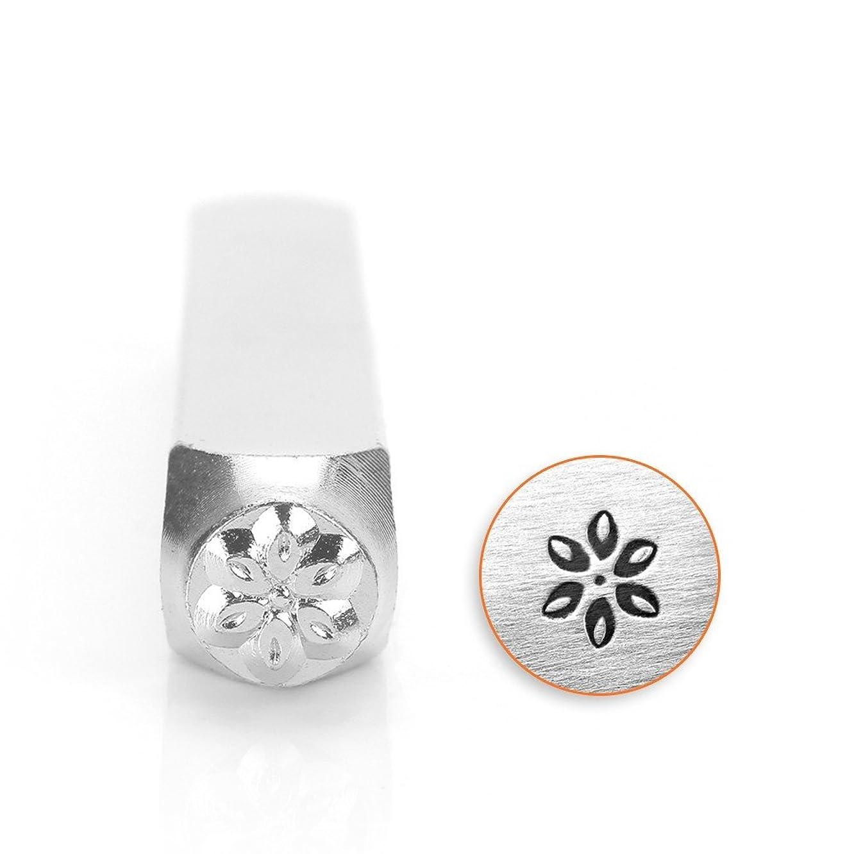 ImpressArt- 6mm, Lily Design Stamp