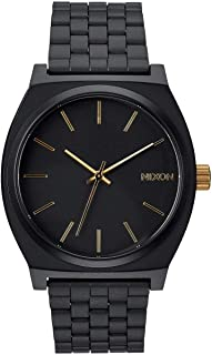 Best mens black and gold watch Reviews