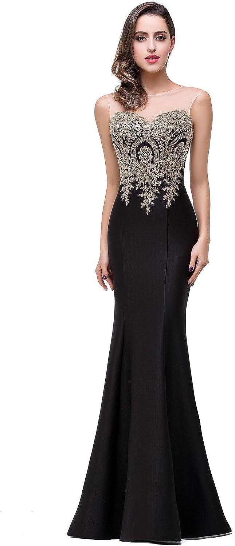 Babyonline Mermaid Evening Dress for Formal Lace Price reduction Women Spasm price Appl Long