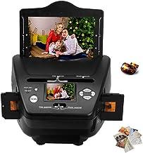 $372 » YBZS Digital Photo Film Scanner, 2.4 inch 8.1 Mega Pixels 4 in 1 Scanner Convert,35mm Slide Negative Scanner Name Card Sca...