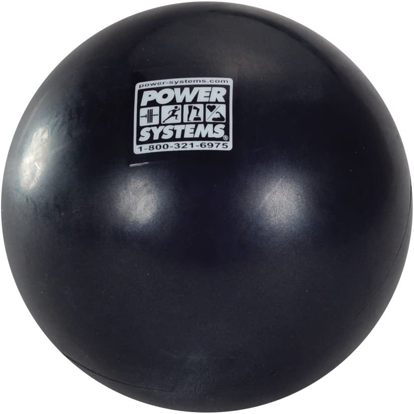 5% OFF Power Systems Myo-Therapy Ball 80687 Inches Factory outlet Red 8