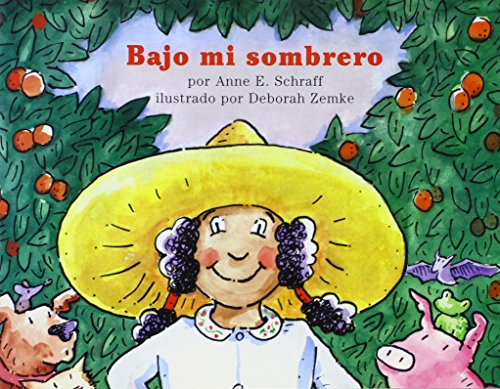 Bajo Mi Sombrero (Books for Young Learners)