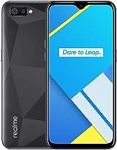 هاتف ريلمي سي 2 ثنائي شرائح الاتصال - الجيل الرابع ال تي اي 32GB, 2GB RAM C2