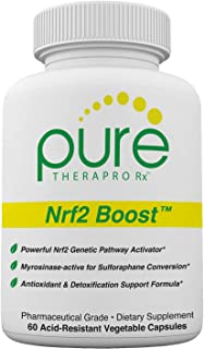 Sponsored Ad - Nrf2 Boost - 60 Veggie Capsules | Oxidative Stress Formula | NRF-2 Activator with Sulforaphane | Contains: ...