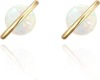 Best black opal earrings for sale Reviews