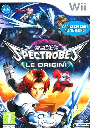 Disney SPECTROBES Origins WII