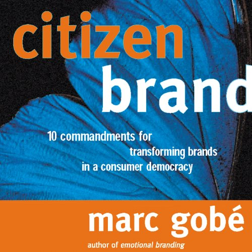 Citizen Brand audiobook cover art