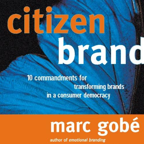 Citizen Brand cover art