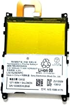 Batterymarket New 11.4Wh 3.8V Phone Replacement Battery LIS1525ERPC Compatible with Sony Xperia Z1 C6902 C6903 C6906 C6943
