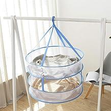 Windscherm kleding droogkorf trui droogrek hangers for kleding Droogrekken Netten zcaqtajro (Color : 2, Size : 60cm)