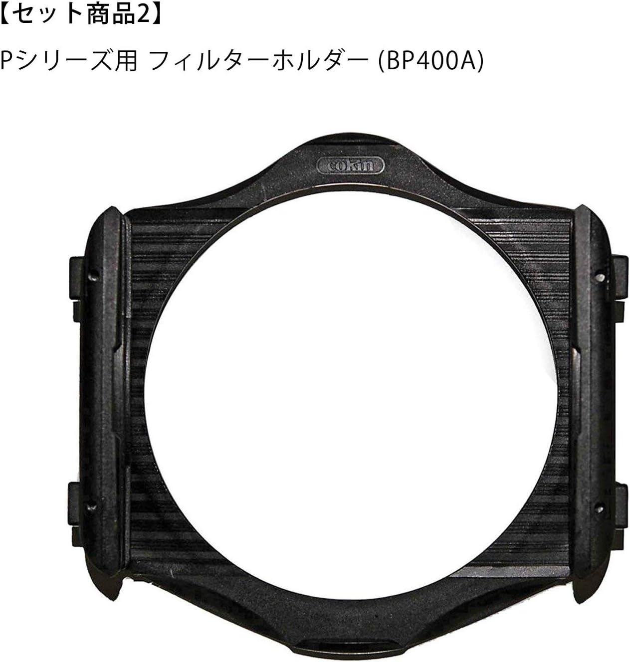 Cokin Kit H250 Ensemble de 3 filtres d/égrad/és Neutre avec Microfibre Gris Neutre /& P477 Bague dadaptation dobjectif 77 mm Import Royaume Uni Import Royaume Uni