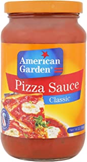 American Garden Pizza Sauce Traditional Glass, 397 g