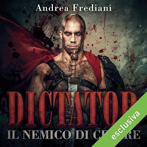 Il nemico di Cesare audiobook cover art