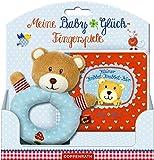 Meine BabyGlück-Fingerspiele: Kleiner Kribbel-Krabbel-Bär: Buch mit Greifling