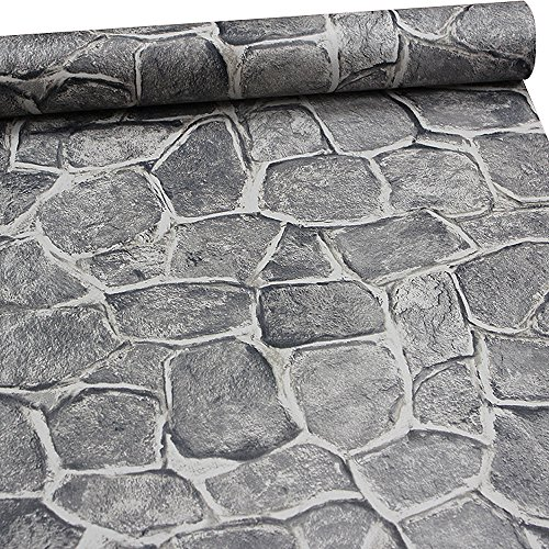 14 Faux Stone Wallpaper Options To Add Character To Your Home Homenish