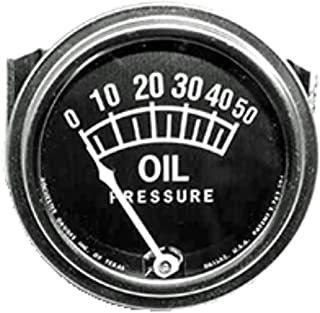 506902M1 Oil Pressure Gauge Fits Ford Tractor Models 2N 8N 9N