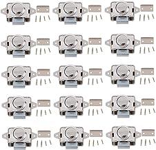 balikha 15 stuks drukknop kast lade deurvergrendelingsknop