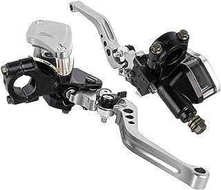 JDDRCASE Moto Freno Leva Frizione Regolabile in Alluminio di Alta qualit/à for Benelli Leoncino TNT300 TNT600 TNT302 TRK502 BN600 BN302