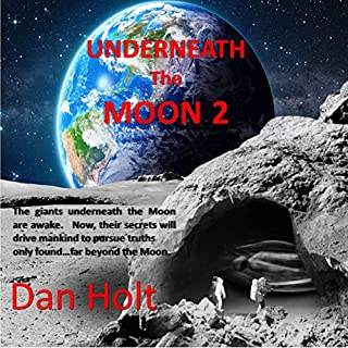 Underneath the Moon 2 audiobook cover art