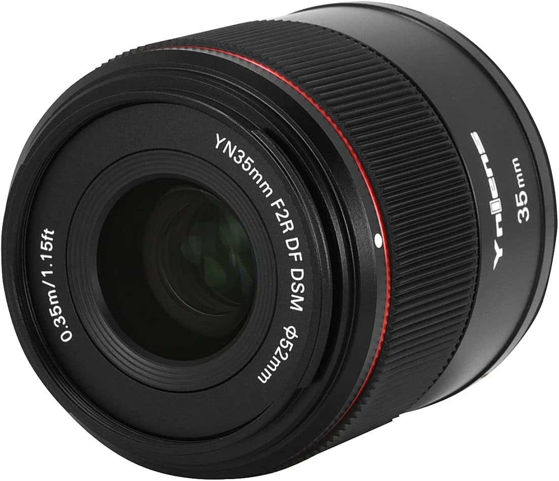 Yongnuo security YN35mm F2R DF DSMAuto Focus Mount Lens for Canon RF Purchase