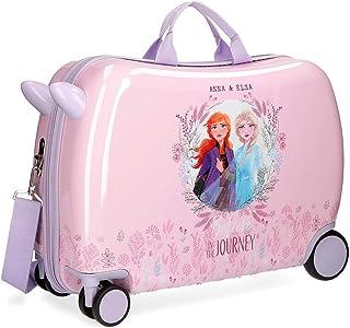 Disney Frozen La Reine des Neiges 2 Valise Enfant Pourpre 50x38x20 cms Rigide ABS Serrure à combinaison 34L 2,1Kgs 4 roues...